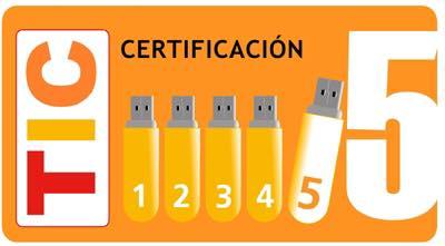 Certificación TIC FormateCYL
